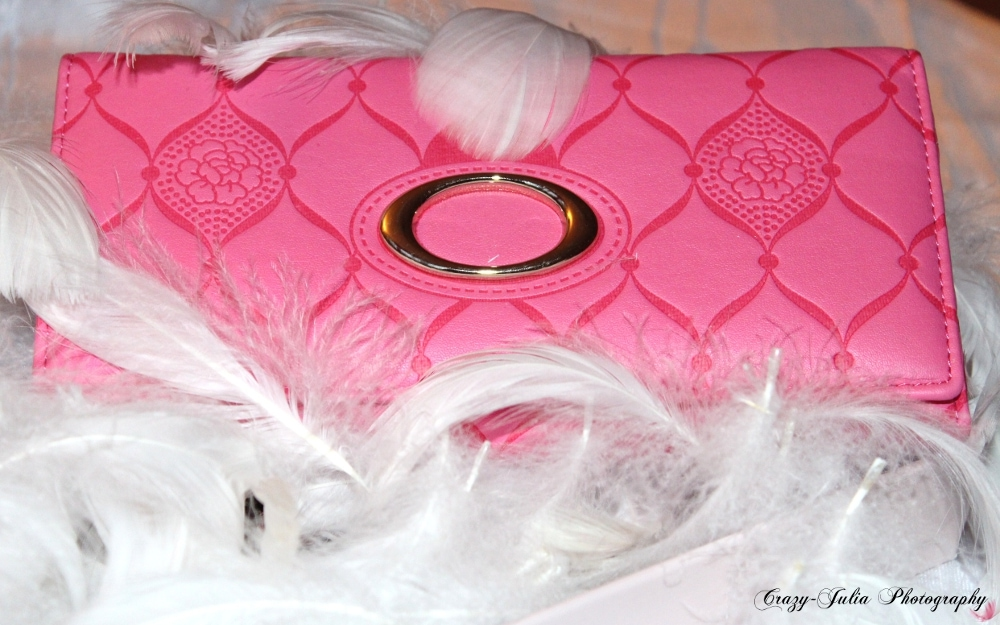 Portemonnaie pink