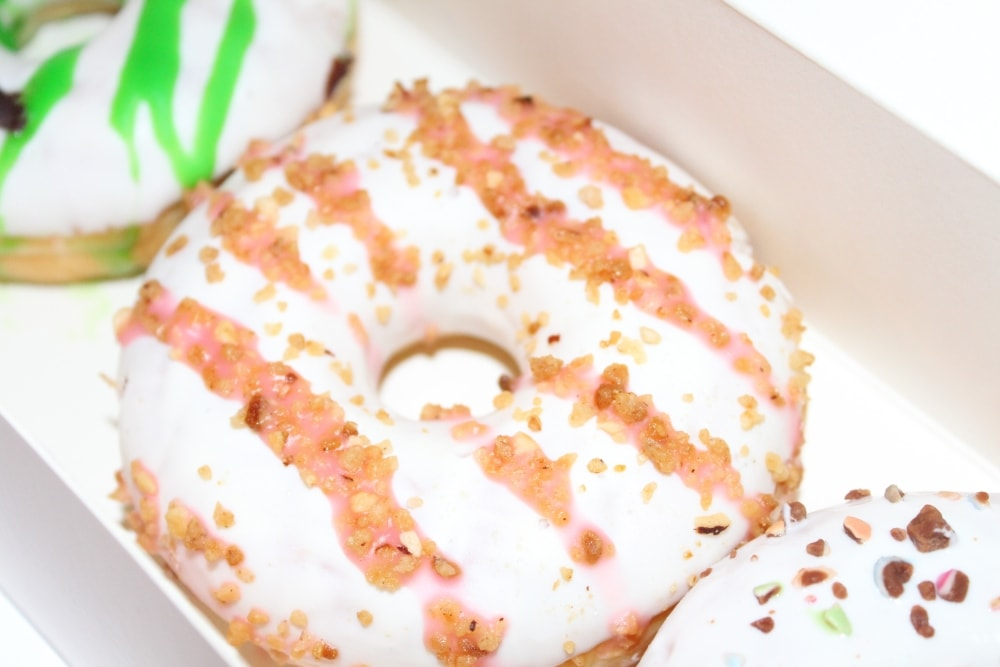 Crunchy Pink
