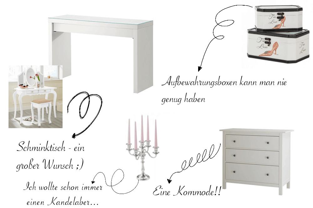 Wishlist - Neues Schlafzimmer • crazy-julia.de
