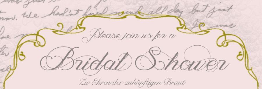DIY Einladungskarte