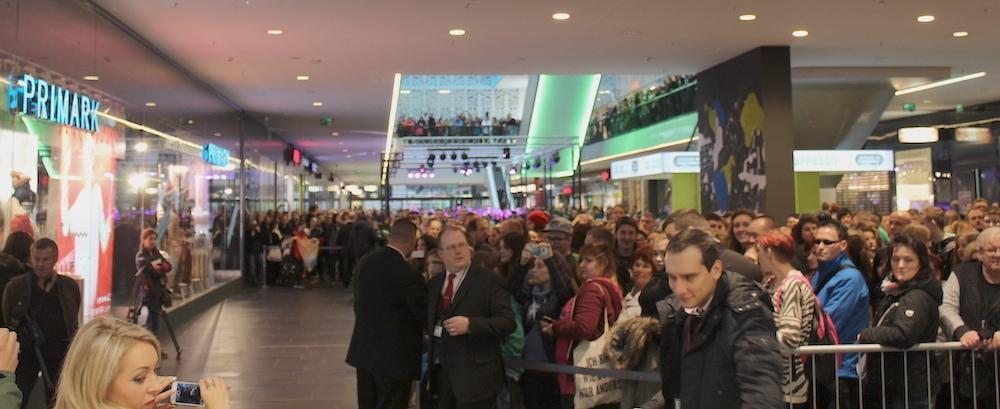 Primark Eröffnung Dresden