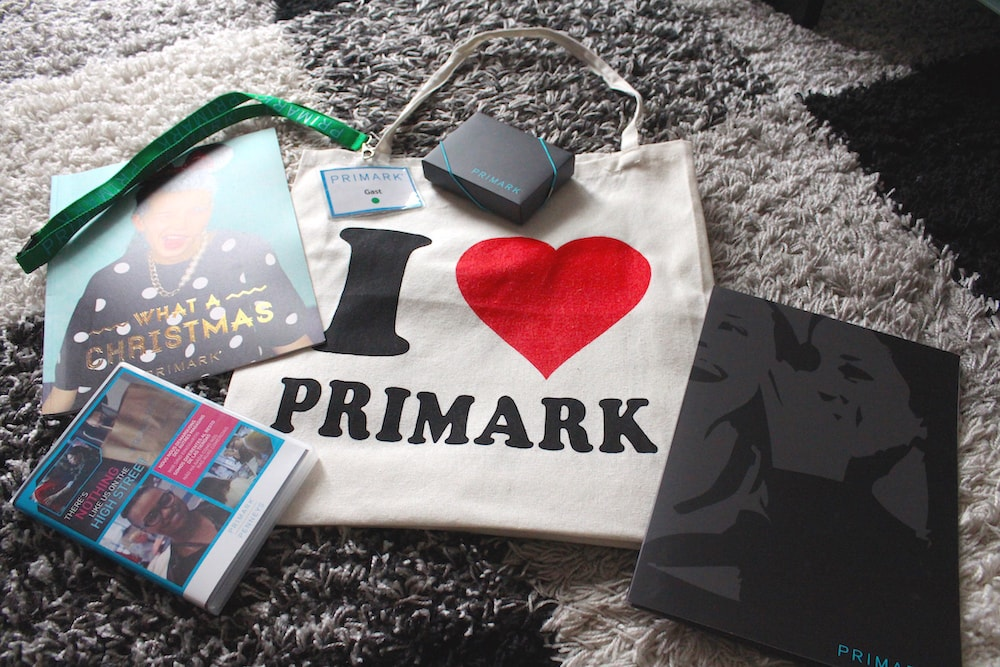 Goodie Bag Primark