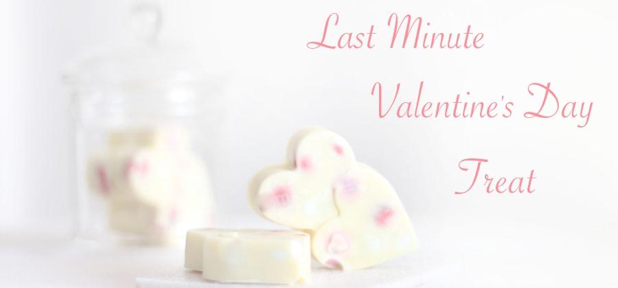 Süßes zum Valentinstag