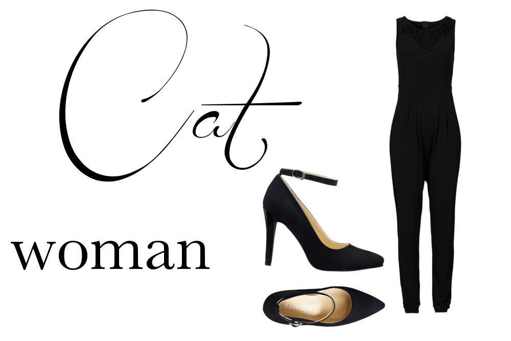 Halloween Kostüme Catwoman