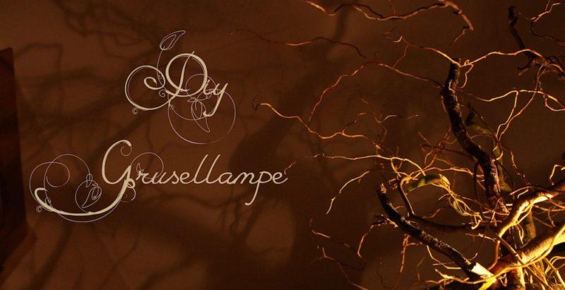 Halloween Grusellampe