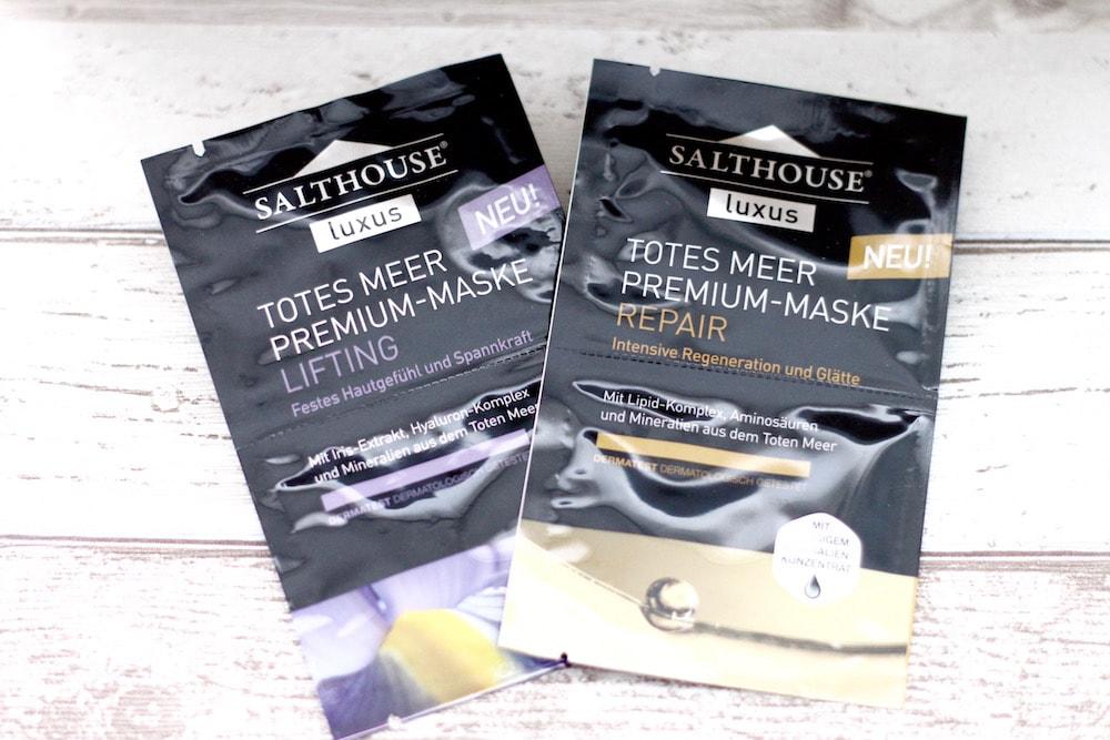Salthouse Premium Maske Repair und Salthouse Premium Maske Lifting