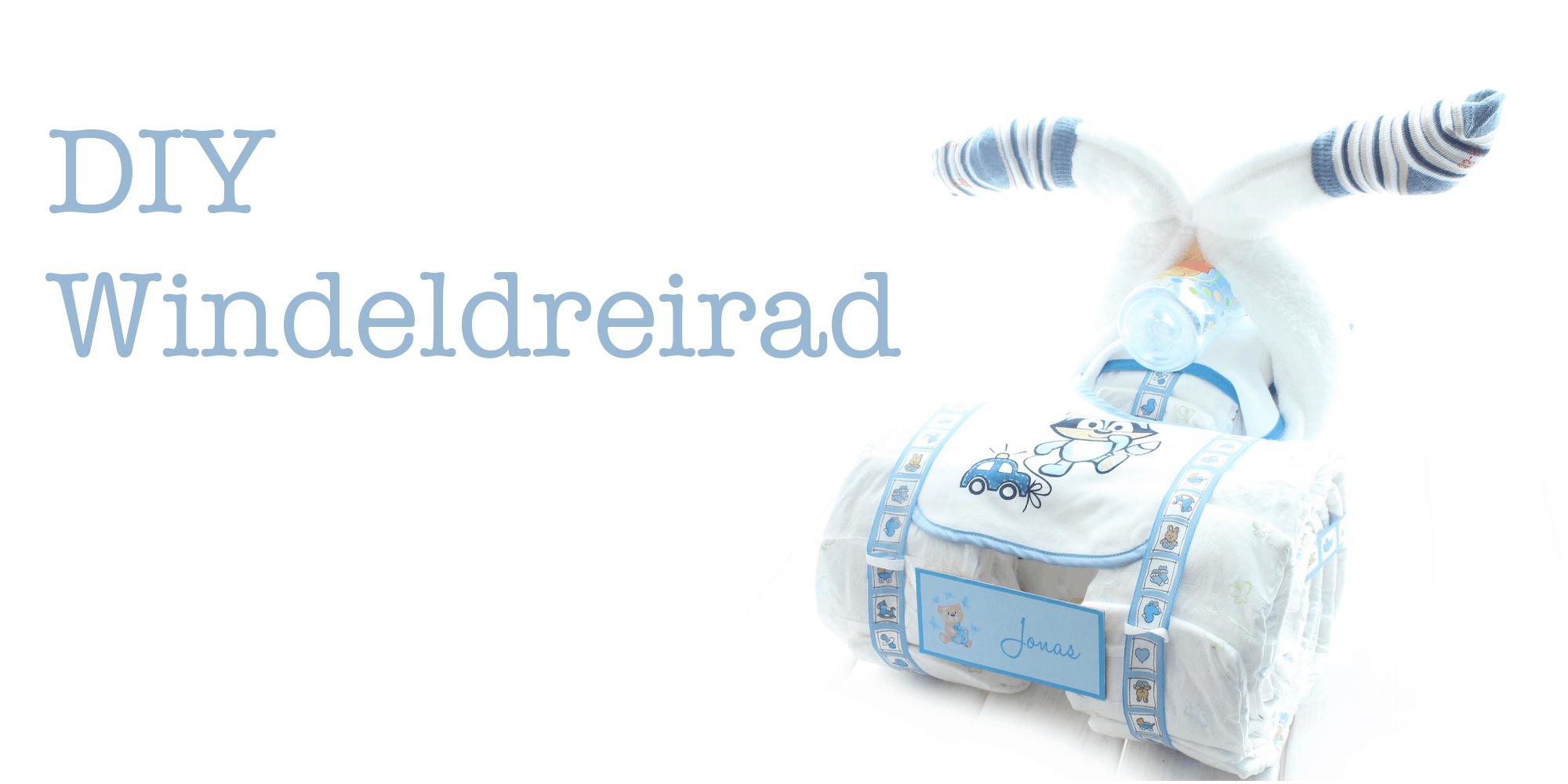 Windeldreirad DIY