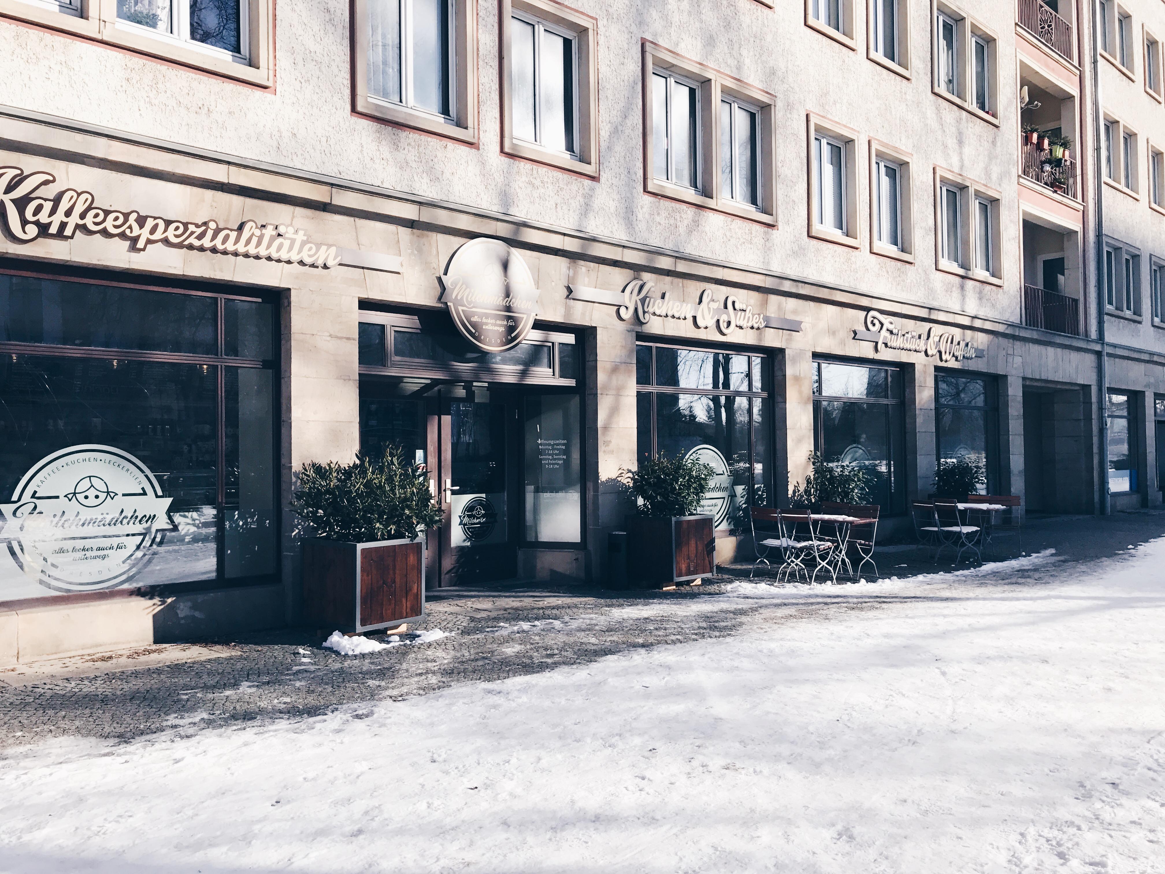 Café Milchmädchen
