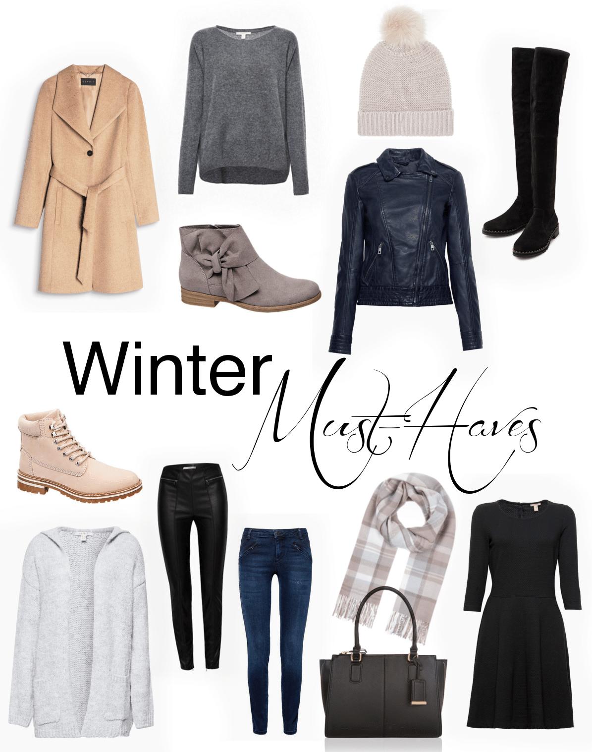 Meine Winter Must-Haves 2017