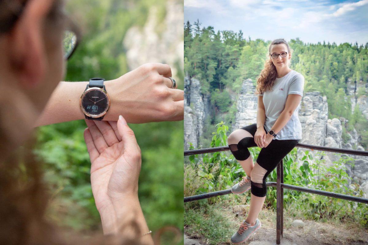 Garmin Hybrid Watch via Uhrcenter