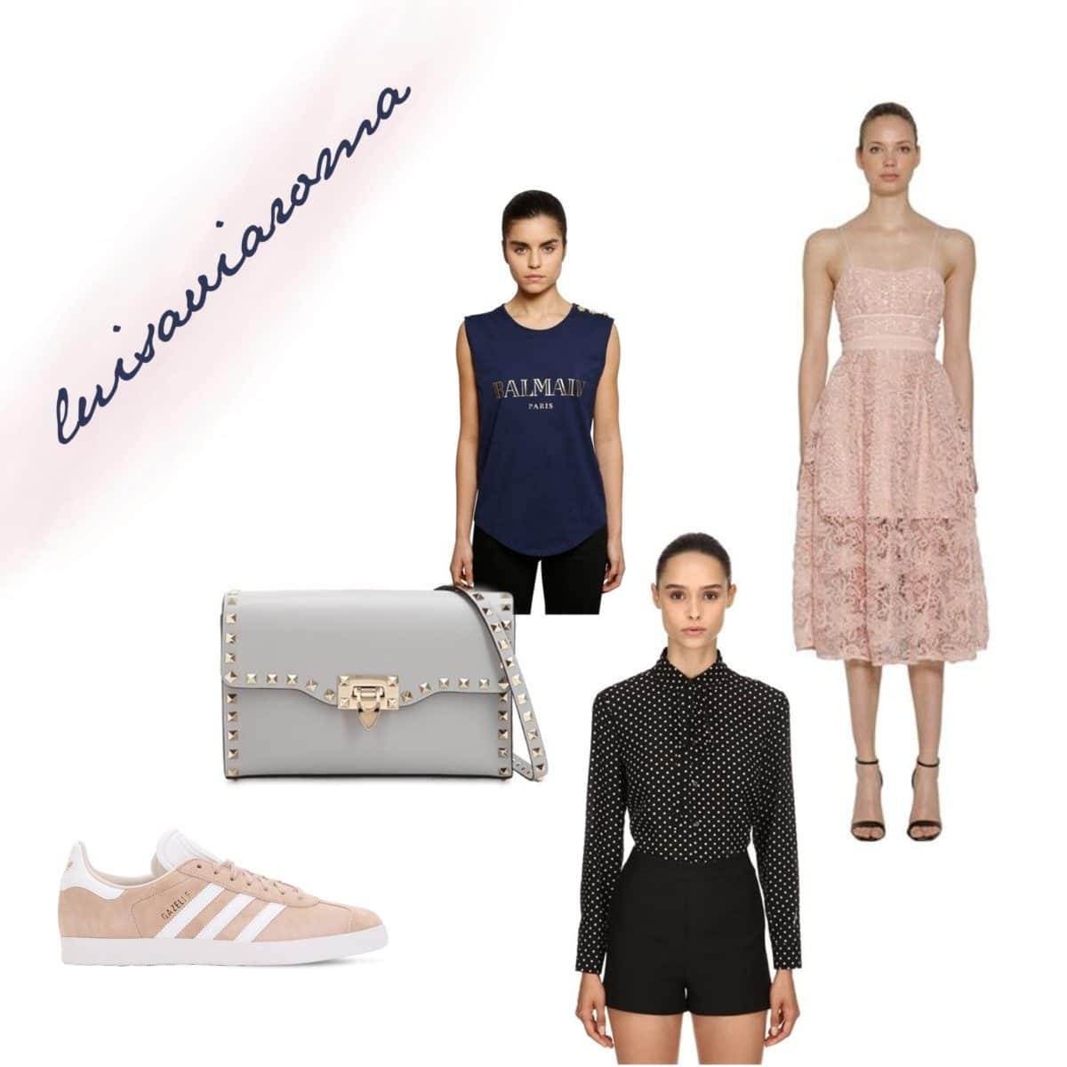 Luisaviaroma Onlineshop für Designermode