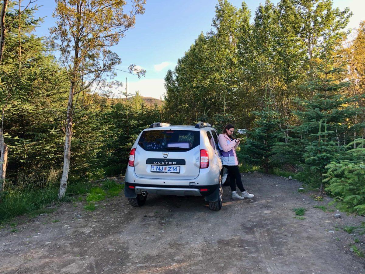 Camping Iceland Roadtrip