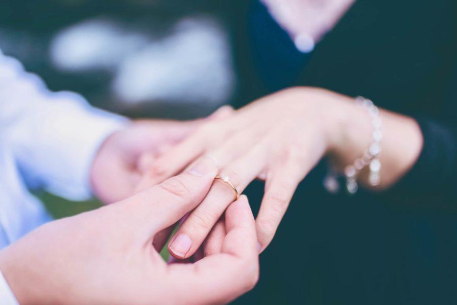unsere Verlobung