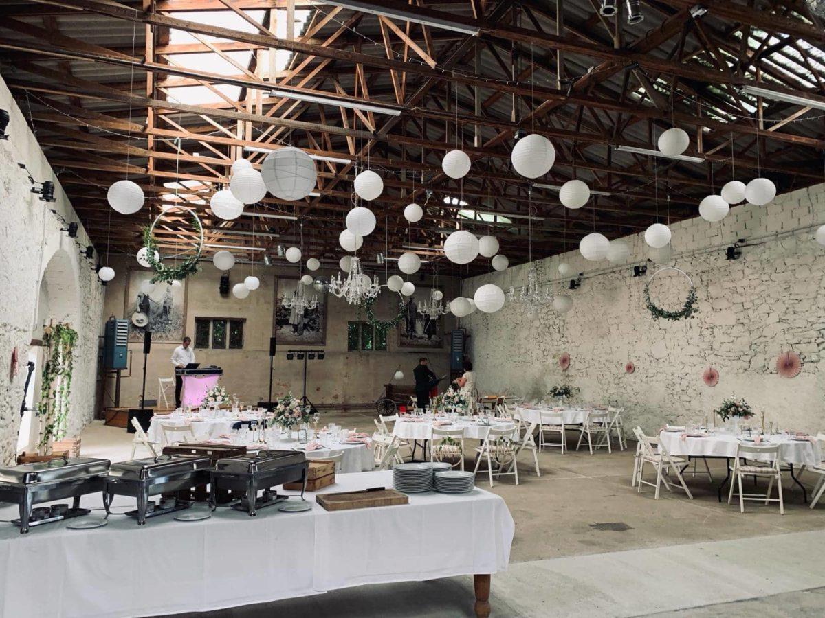 Hochzeitsdeko in Dresden mieten