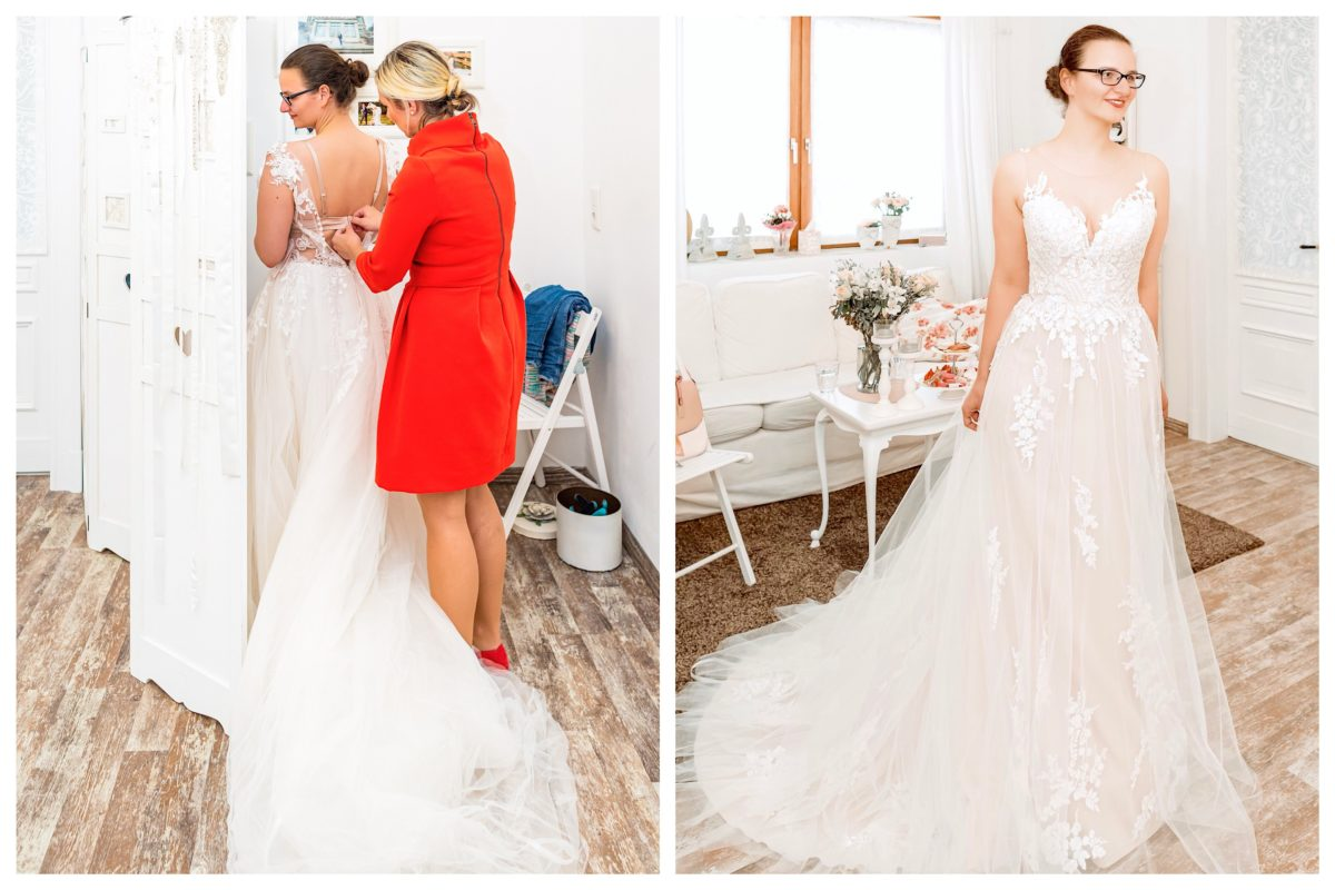 Bridals by Alessandra Radebeul